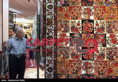 ثبت جهانی نقوش و طرحهای فرش چهارمحال و بختیاری