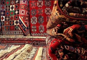 کاهش صادرات فرش دستباف