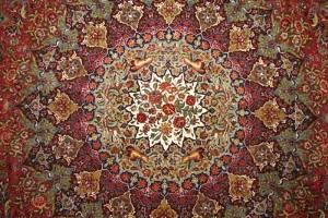 فرش دستباف هنر600 ساله مردم خراسان