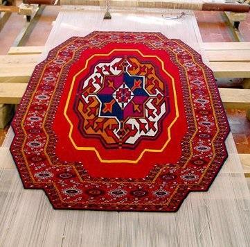 فرش و قالی ترکمن