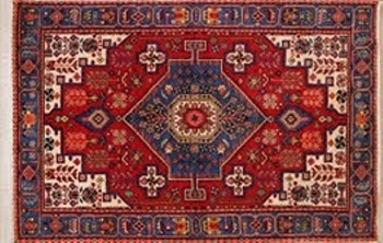 تولید ماهانه هزار متر فرش دستباف در خراسان رضوی
