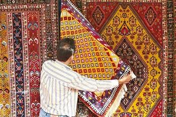 افزایش 12 درصدی صادرات فرش از آران و بیدگل