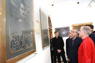 احداث موزه فرش در تبریز