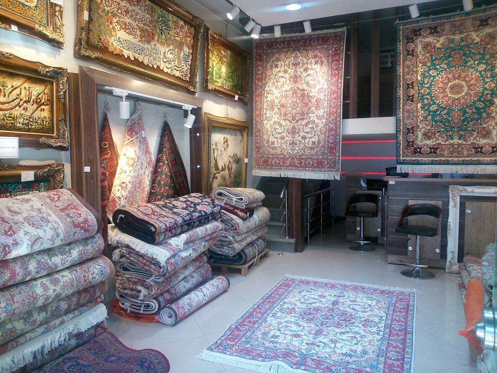 بهترین مکان برای خرید فرش دستباف